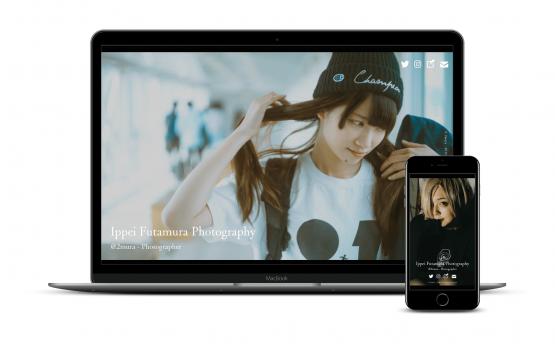 Ippei Futamura / Profile Web Site