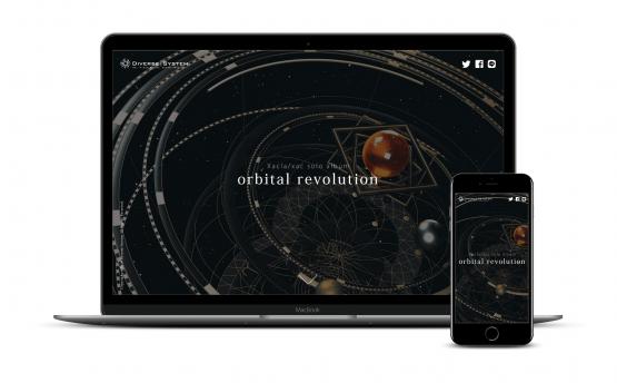 Diverse System / orbital revolution
