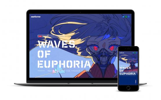 wavforme / WAVES OF EUPHORIA